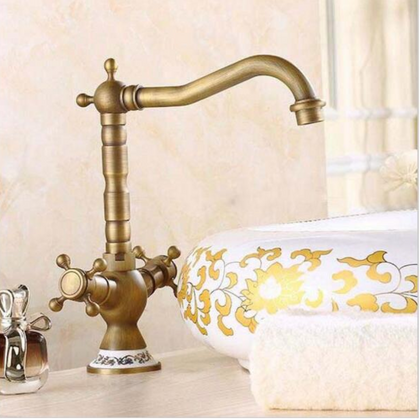 Faucets bathroom
