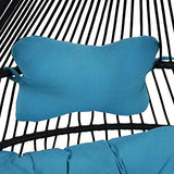 Hanging Egg Chair with Seat Cushions