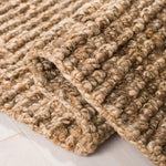 Hand Woven Natural Jute Area Rug (9' x 12')