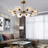 Nordic Glass LED Pendant Lamp