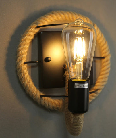 Rope Wall Lamps