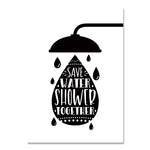 Shower Together Poster