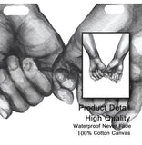 Hands and Love Poster
