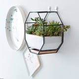 Geometric Planter Pot