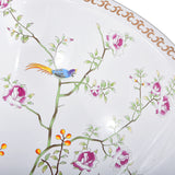 Floral Hand Painted Ceramic Washbasins