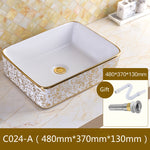 Luxury Ceramic Bathroom Sink