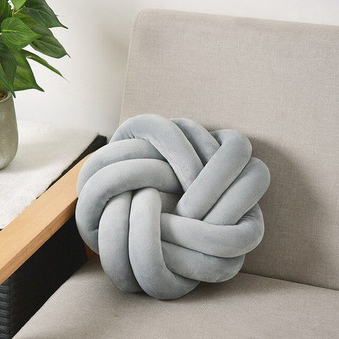 Knotted Ball Cushion 30cm