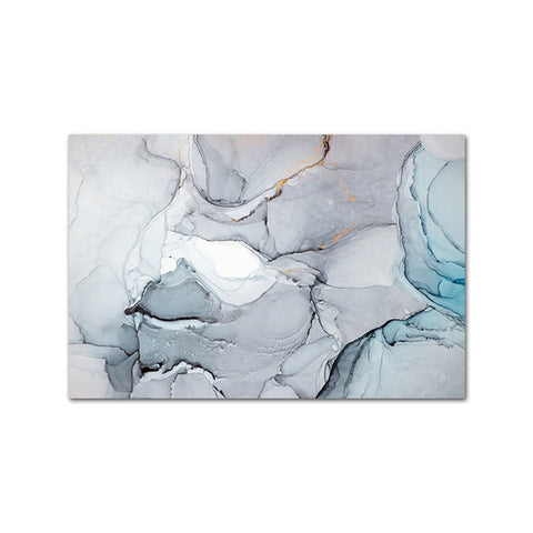 Marble Texture Abstract Poster