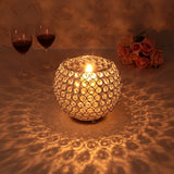 Moroccan Crystal Candle Holders