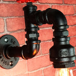 Decorative Pipe Lamp