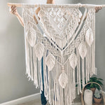 Big Bohemian Macrame Hanging Decor