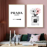 Prada Fashion Poster