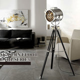 Nordic Retro Tripod Floor Lamp