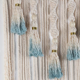 Woven Macrame Wall Hanging Decor
