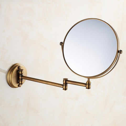 8 Inch Wall Mounted Bath Mirror