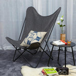Butterfly Chair with Canvas Cover