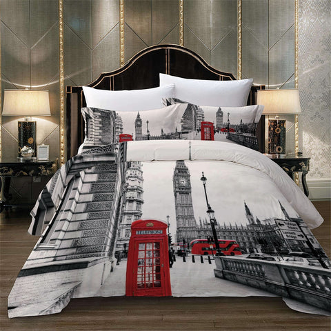 London City Bedding Set