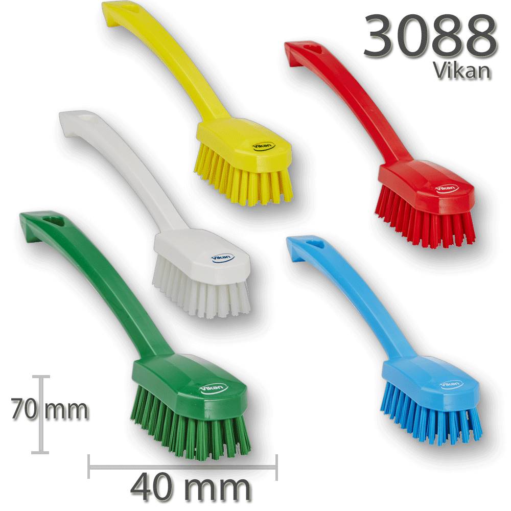 Vikan Utility Wash Brush 3088