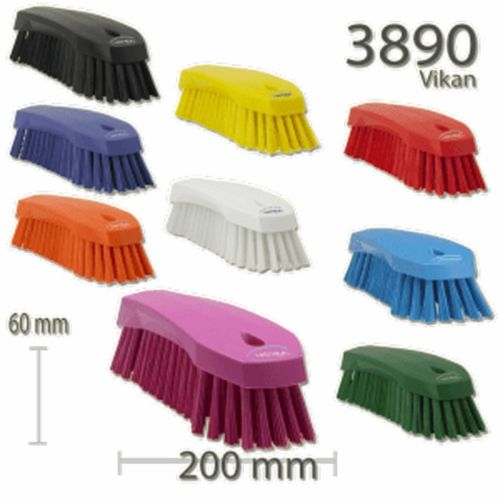 Scrubbing Brush, 200 mm, Washing Cleaning Upholstery Carpet Kitchen - Auto Rae-Chem