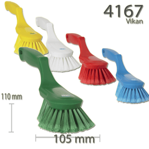 Ergonomic Hand Brush, 330 mm, Soft/split - Auto Rae-Chem