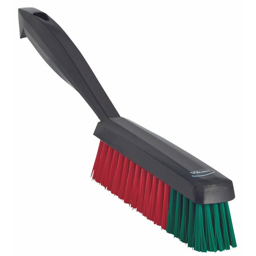 Vikan 450052 Professional Slimline Stiff Interior Fabric Upholstery Carpet Brush