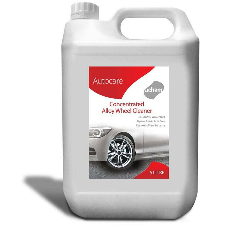 Concentrated Alloy Wheel Cleaner - Auto Rae-Chem