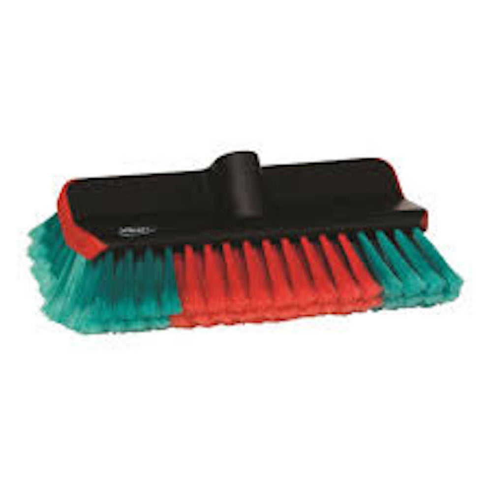 Vikan Water-Fed High / Low (Hi/Lo) Car Vehicle Wash Brush Head Soft 280mm 524752 - Auto Rae-Chem
