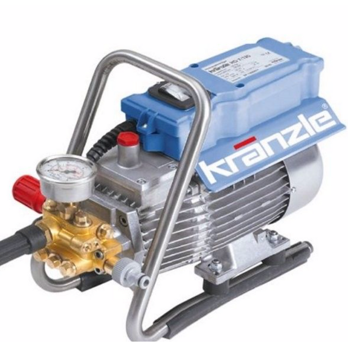 Kranzle K7/122 240V 120 Bar 1740 PSI Industrial High Pressure Washer - Auto Rae-Chem
