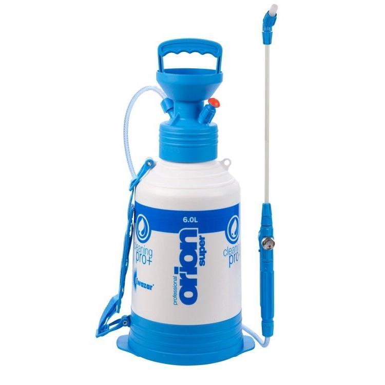 Kwazar Orion Super Pro+ Pump-Up Sprayer 6L - Auto Rae-Chem