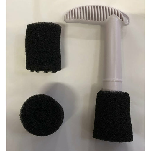 Lug Nut and Wheel Cleaning Brush. - Auto Rae-Chem