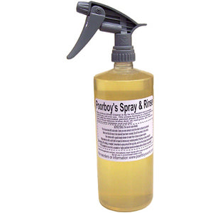 Poorboy's Spray and Rinse Wheel Cleaner 32oz - Auto Rae-Chem