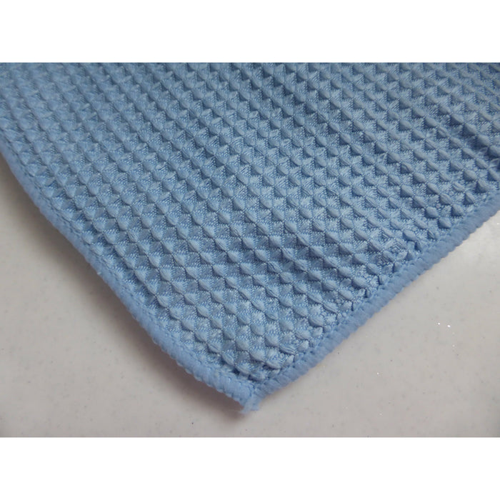 Microfibre Waffle Cloths - Size 56cm x 76cm Extra large **NEW* drying - Auto Rae-Chem