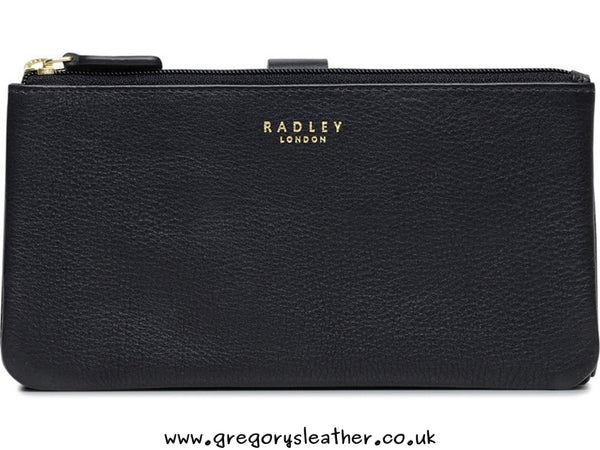 Black Larks Wood Large Folded Matinee Purse by Radley