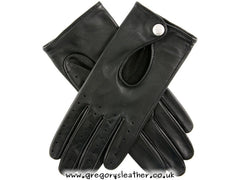 7 Black Ladies Driving Glove by Dents