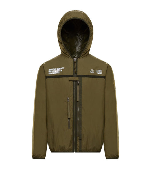 Orkhon Jacket - Military Green