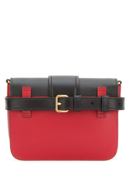 Cahier Two-Tone Belt Bag