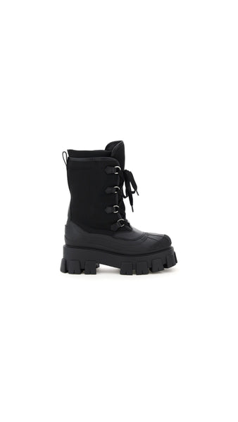 Monolith Chunky Sole Boots