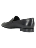 Men's Triangle Cut-Out Loafers