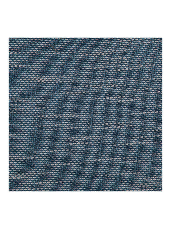 Maverick Armchair Twilled Weave - Navy Gray / Natural