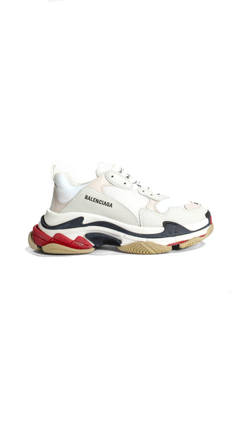 Triple S sneakers - White