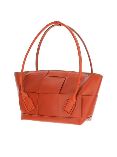 Medium French Arco Top Handle Bag