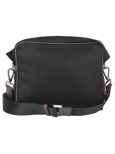 Nylon FF Messenger Bag