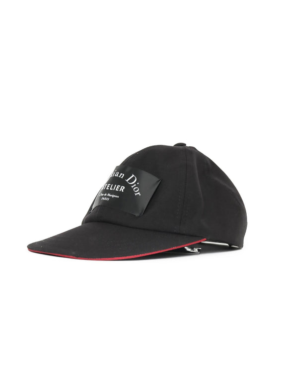 Dior Homme - Atelier Patch Label Baseball Hat - Black 8cd5885e9aa