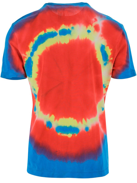 Tie Dye Medusa Men's T Shirt