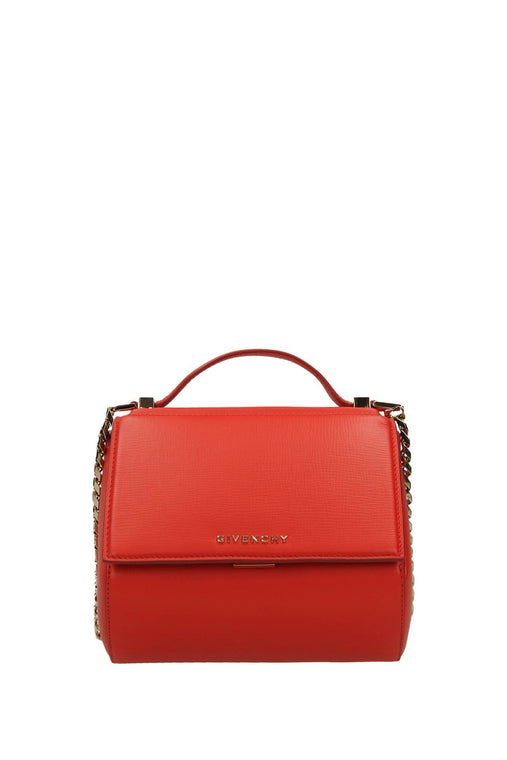 Pandora Medium Across Body Bag - Red
