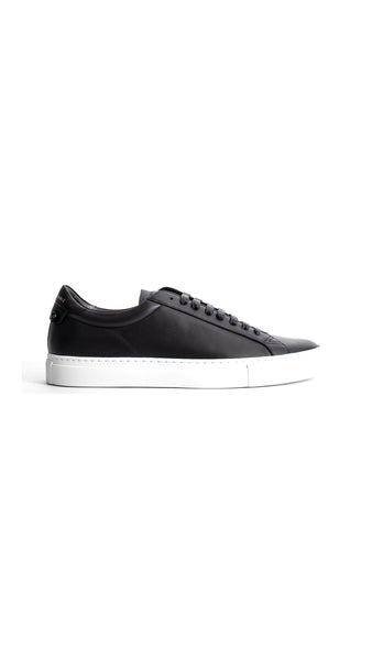 Urban Street Sneakers - Black