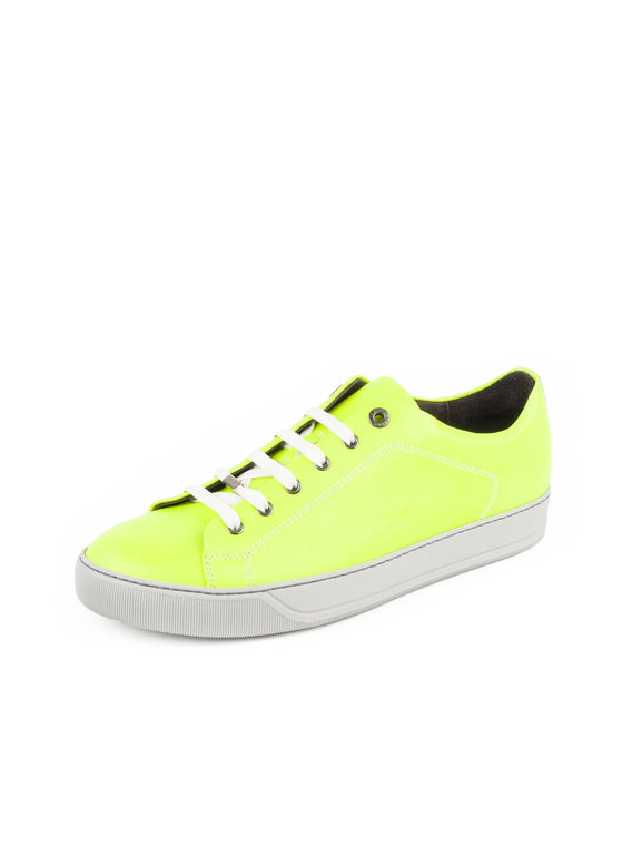 Classic Low-Top Sneakers - Yellow
