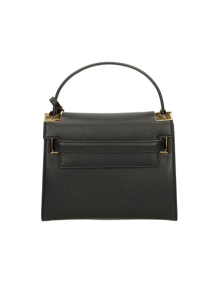My Rockstud Satchel Bag - Black