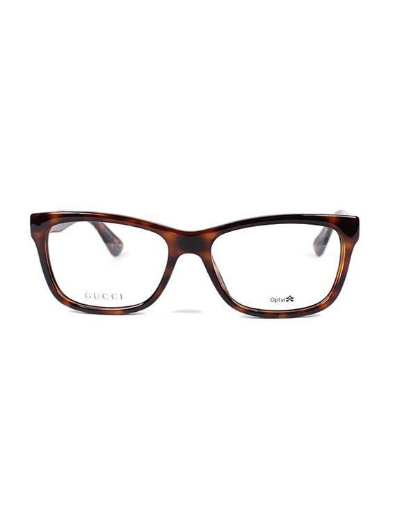 GG3853 Rectangle Eyeglasses - Havana