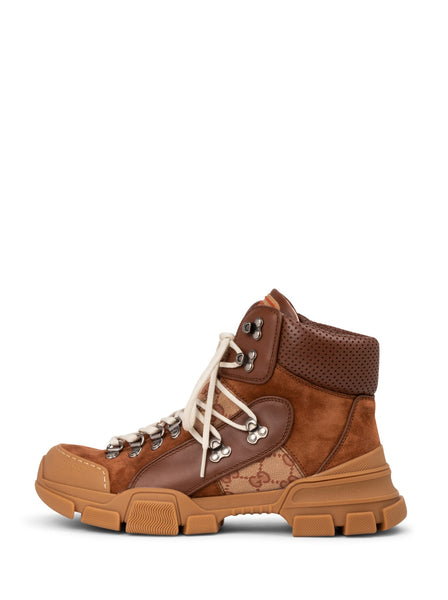 Leather and Original Journey GG Mid Top Trekking Ankle Boots